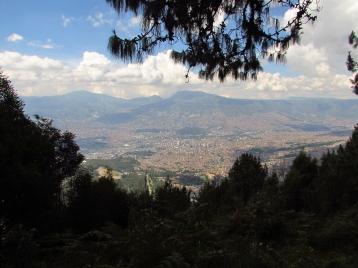 Medellin desde Santa Elena